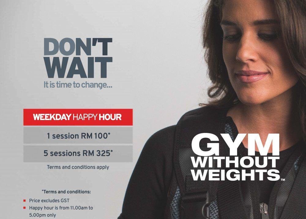 Fitness promotion kl