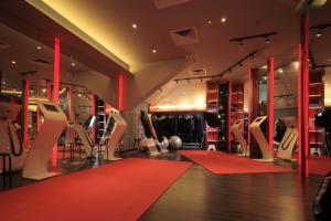 Gym in KL Sentral